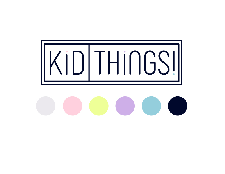 Kid Things Logo Sarah Overton