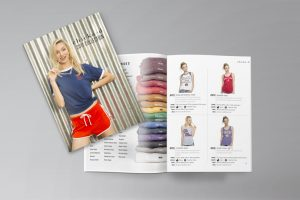 chicka-d Catalog design Sarah Overton